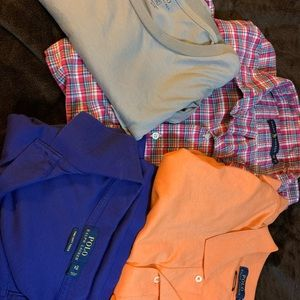 Polo Ralph Lauren 2XB shirts